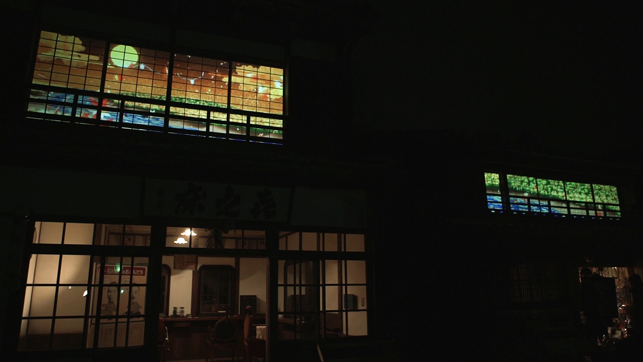 "Glittering Meiji-mura Projections: ""Snow, Moon, Wind and Flowers"" and ""Love Letters"