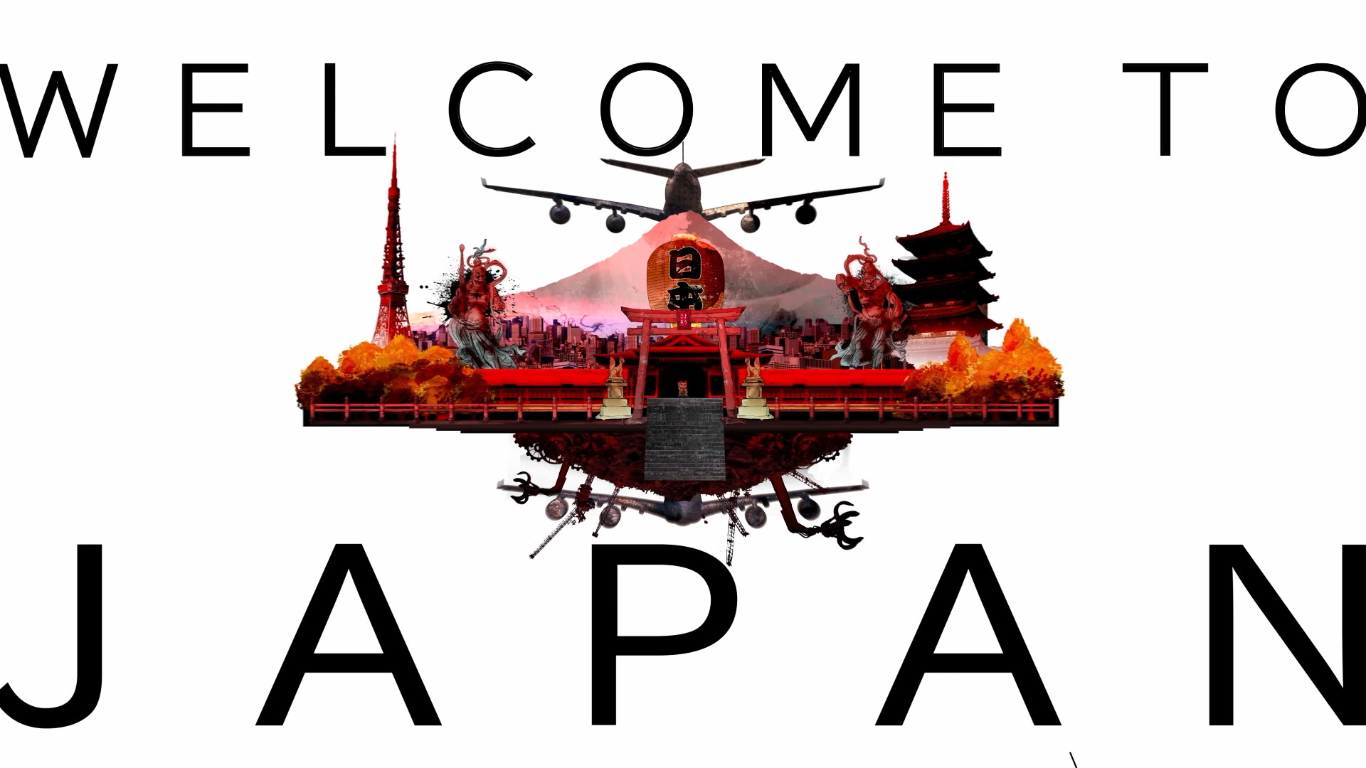 [Welcome to JAPAN]
